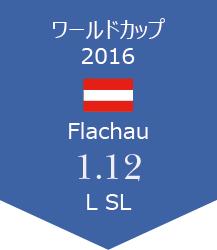 WC Flachau報告